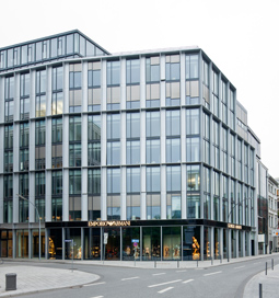 Three George, Düsseldorf, Investor